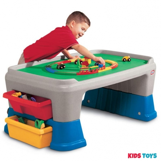 EasyAdjust™ Play Table